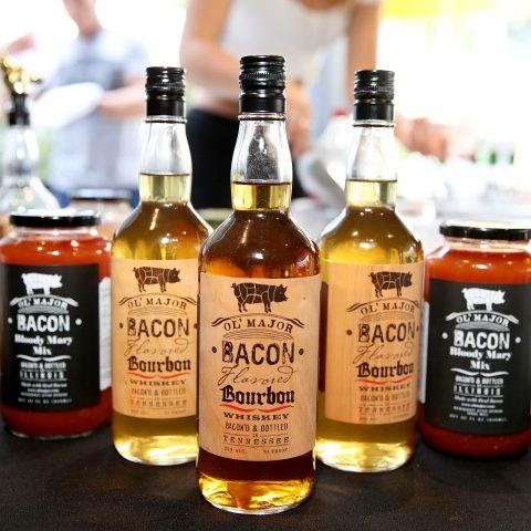 Ol' Major Bourbon Brand