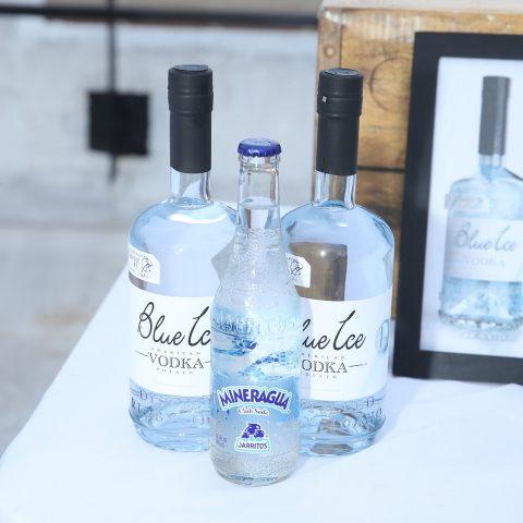 Mineragua and Blue Ice