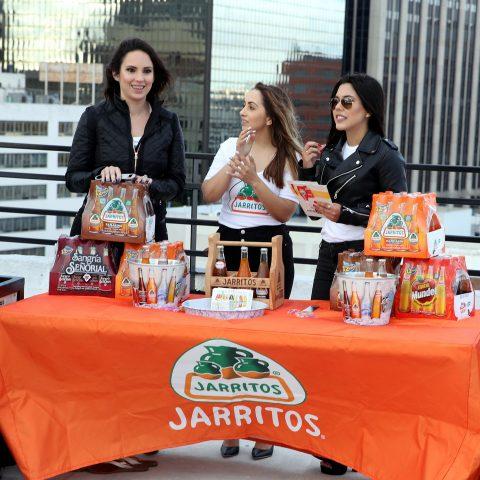 Jarritos Rooftop Event