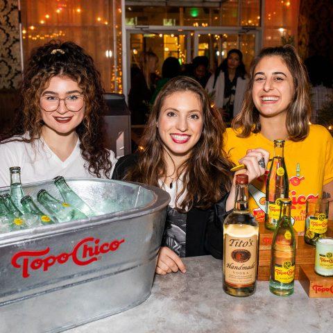 Topo Chico Event