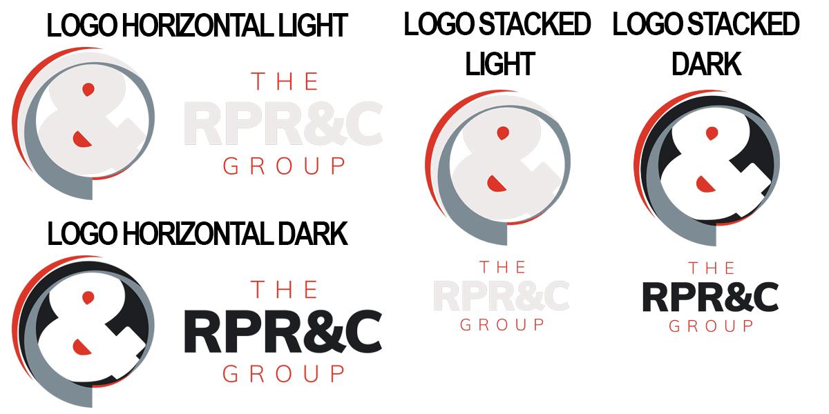 RPR&C Logos